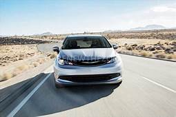 Chrysler 2019 Pacifica First Drive Review