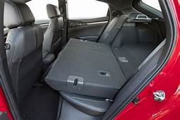 Check Out The Spacious Interior Of 2019 Honda Civic
