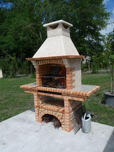 Barbecue En Dur R 233 Fractaire Ce2060g