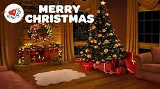merry christmas playlist with a relaxing christmas fireplace 2 hours youtube