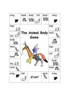animal parts worksheets esl 14296 pin on projects to try