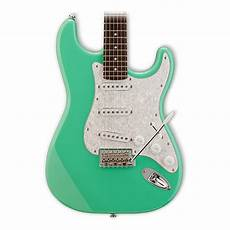 Esp Ltd St 213 Rosewood Seafoam Green Electric Guitar
