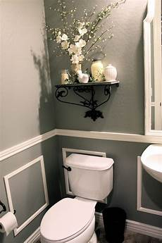 ideas for decorating bathrooms bit of paint thrifty thursday bathroom reveal