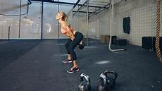 crossfit kettlebell swing your complete hiit guide stack