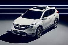 Honda Cr V Hybrid Prototyp 2017 Erste Bilder Und Infos