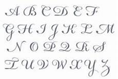 lettere maiuscole corsivo 1000 images about alfabeto on sanat
