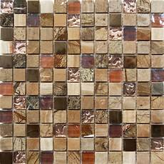 Glass Mosaic Kitchen Backsplash Glass Mosaic Tile Sle Backsplash 8mm