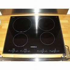 plaque de cuisson 2 types de feux induction et vitroc 233 ramique