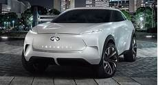 infiniti qx inspiration naias concept previews new electric crossover carscoops