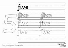 handwriting worksheets year 5 21646 number word handwriting worksheets