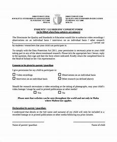 free 9 sle interview consent forms in ms word pdf
