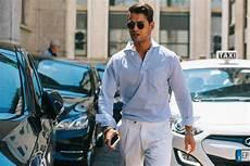 the best street style from milan men s fashion week ss18