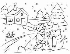 Malvorlagen Winter Einfach Malvorlagen Grundschule Winter Tiffanylovesbooks