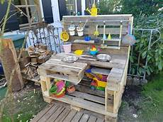 matsch k 252 che diy mud kitchen cabane
