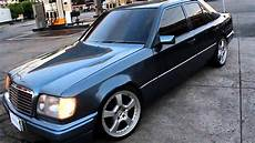 mercedes w124 owner s review and buyer s guide