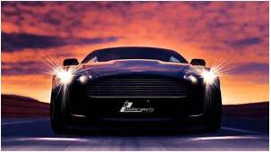 Greatest Cars Aston Martin DB9  In 2 Motorsports
