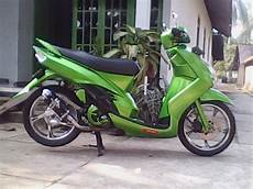 Motor Mio Sporty Modifikasi by Koleksi Cara Modifikasi Motor Mio Automatic Terbaru