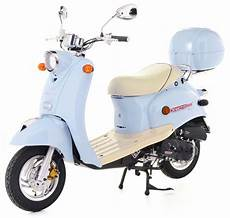 50cc scooter buy direct bikes retro 50cc scooters light blue