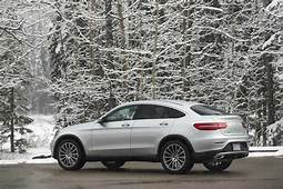 2017 Mercedes Benz GLC 300 Coupe Review SUV Sports Car