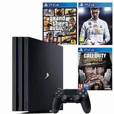 call of duty ww2 xbox one pas cher console ps4 pro moins cher avec gta 5 cod ww2 et fifa 18