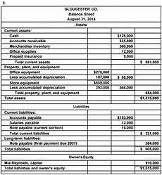 accounting q and a pr 6 5a multiple step income statement and report form of balance sheet