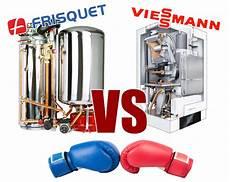 Comparatif Frisquet Viessmann Hydroconfort