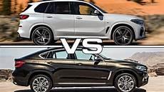 2019 bmw vs chevy 2019 bmw x5 vs 2018 bmw x6 technical specifications