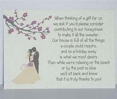 Wedding Gift Poems