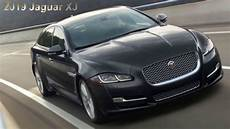 2019 Jaguar Xj New Hybrid Flagship Model