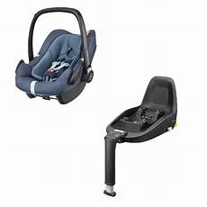 Maxi Cosi 2wayfix - maxi cosi pebble plus 2wayfix base nomad blue car