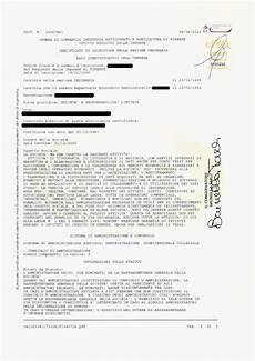 certificato di iscrizione alla di commercio certificato camerale on line telemaco ordinario e