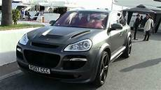 porsche cayenne gemballa porsche cayenne gemballa gt550 biturbo review