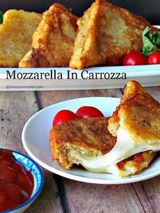 mozzarella in carrozza mozzarella in carrozza fried mozzarella in a carriage