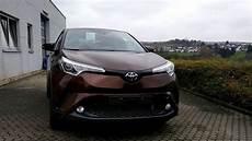 The New Toyota C Hr 2017 Der Neue Toyota C Hr