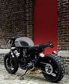MK20 MTKN This Is The 3th Blast Triumph Of MotoKouture
