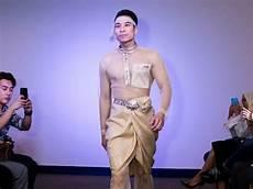 viral baju lebaran transparan ekspos bagian dada pria jadi kontroversi