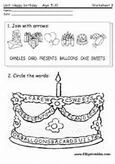 my birthday printable worksheets 20257 happy birthday reading worksheet 2 esl worksheet by victor