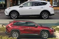 2018 vs 2019 toyota rav4 what s the difference autotrader