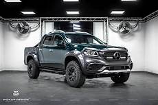 Mercedes X Class Exy Road 2018 Tuning 1 Tuningblog