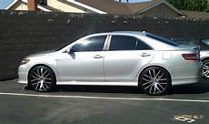 2010 toyota camry on 22 inch rims