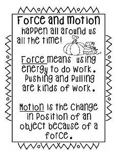 science worksheets on and motion 12334 falling for and motion teaching science third grade science and motion