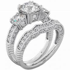 925 sterling silver luxury unique affordable wedding engagement bridal ring
