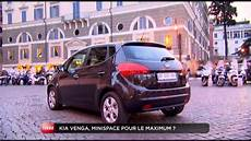 Essai Kia Venga Emission Turbo Du 10 01 2010