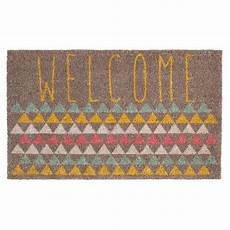 zerbino welcome zerbino welcome 45 x 75 cm maisons du monde