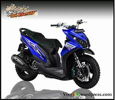 Motor X Ride Modif by Kumpulan Modifikasi Motor Matic Yamaha X Ride Terbaru