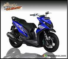 Modifikasi Motor X Ride by Kumpulan Modifikasi Motor Matic Yamaha X Ride Terbaru