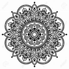 stock photo henna muster muster und henna