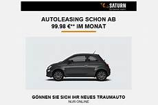 newsletter mit autoleasing angeboten