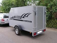 pkw transport anhänger anh 228 nger kedrowski fahrzeugbau
