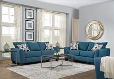 bonita springs blue 5 pc living room living room sets blue